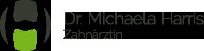 Zahnärztin Dr. med. dent. Michaela Harris Logo